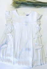 Mayoral Blouse With Shoulder Ruffle 8-16Y