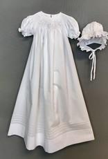 Willbeth Bishop Pearl Smock Gown