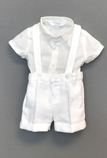 Mayoral Suspender short 1m-18m