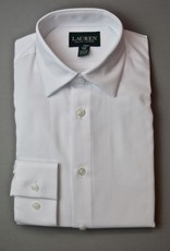 Lauren Ralph  Lauren Shirt White ribbed