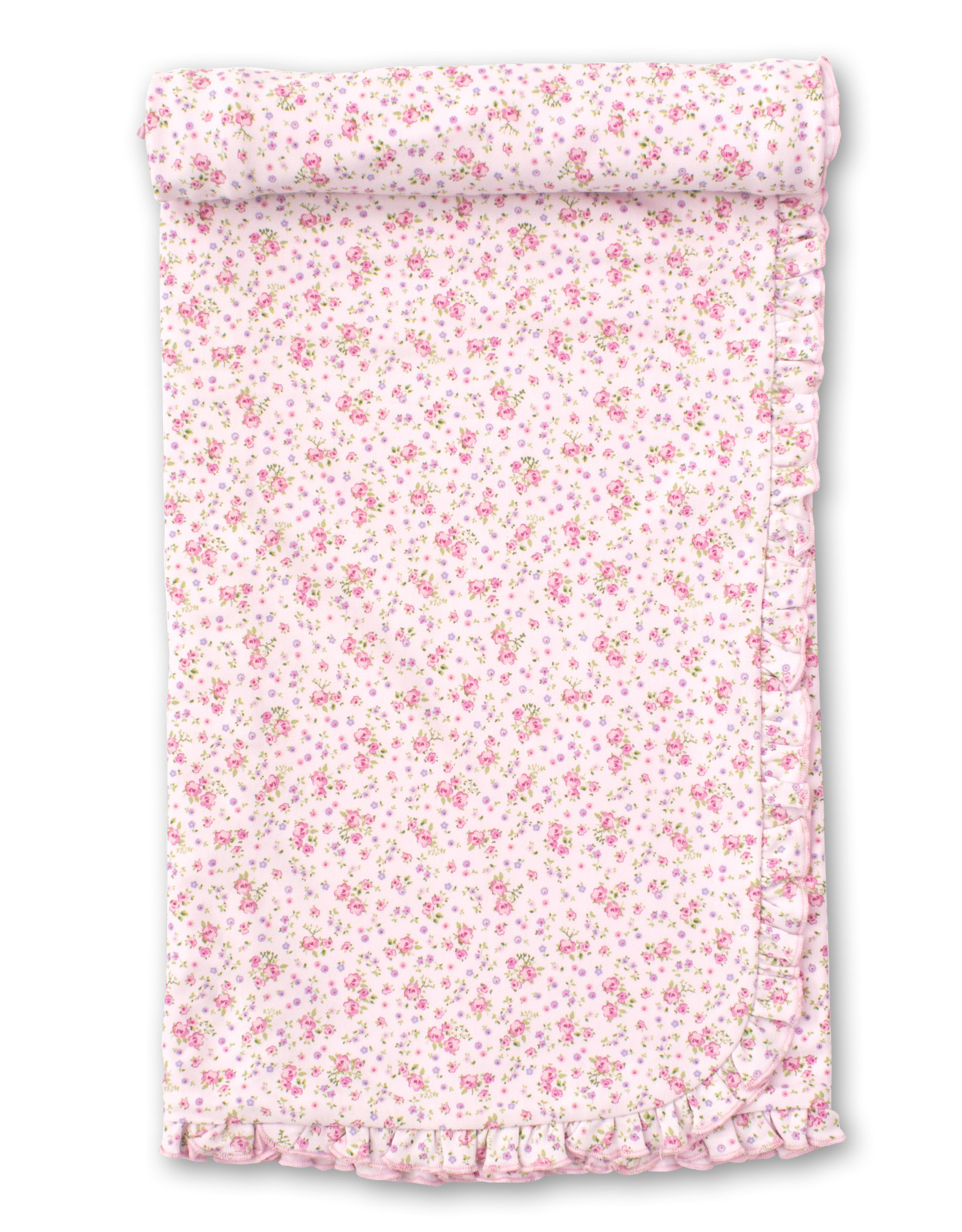 KissyKissy Blanket Dusty Rose Print Kissy Kissy KG704099O