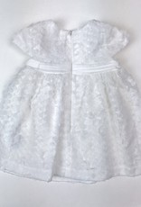 Mayoral Off White Tulle Petals Dress