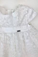 Mayoral Tulle Petals Dress NB-18m