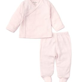 KissyKissy Pointellle Footie Wrap-set