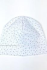KissyKissy Hat white mini sliver stars Kissy Kissy