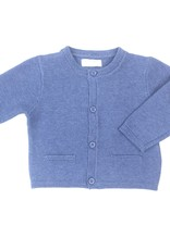 Mayoral Cardigan Indigo blue 2-4m to 18m