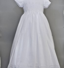 Willbeth White Smock dress
