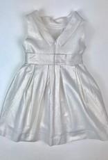 Mayoral Metalic Champagne Dress 2y-7y
