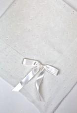 Juliana Pointelle Knit Blanket
