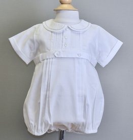 Feltman Simple pleated Romper