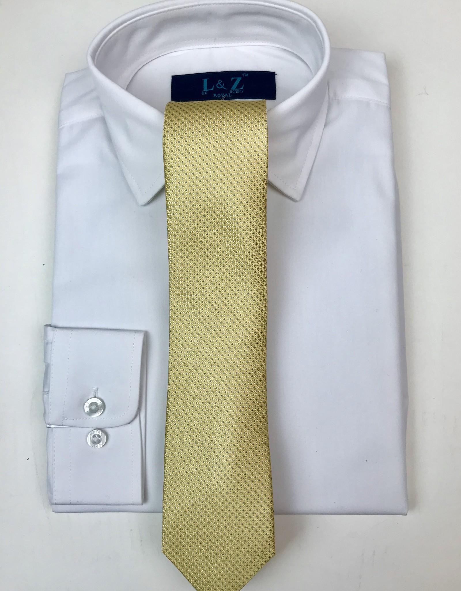 Boys Yellow Ties