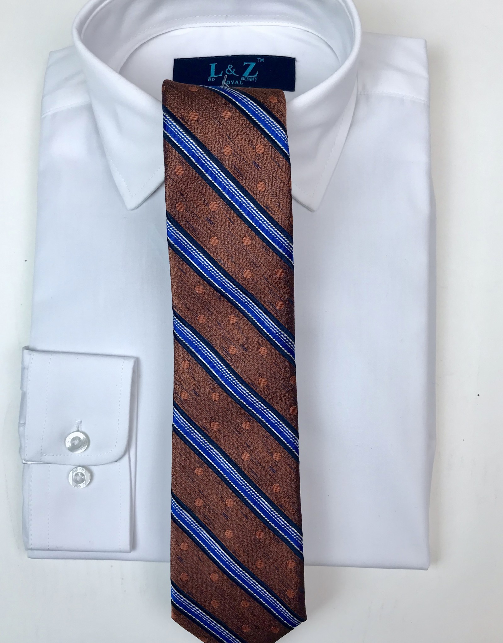 Boys Rust Ties