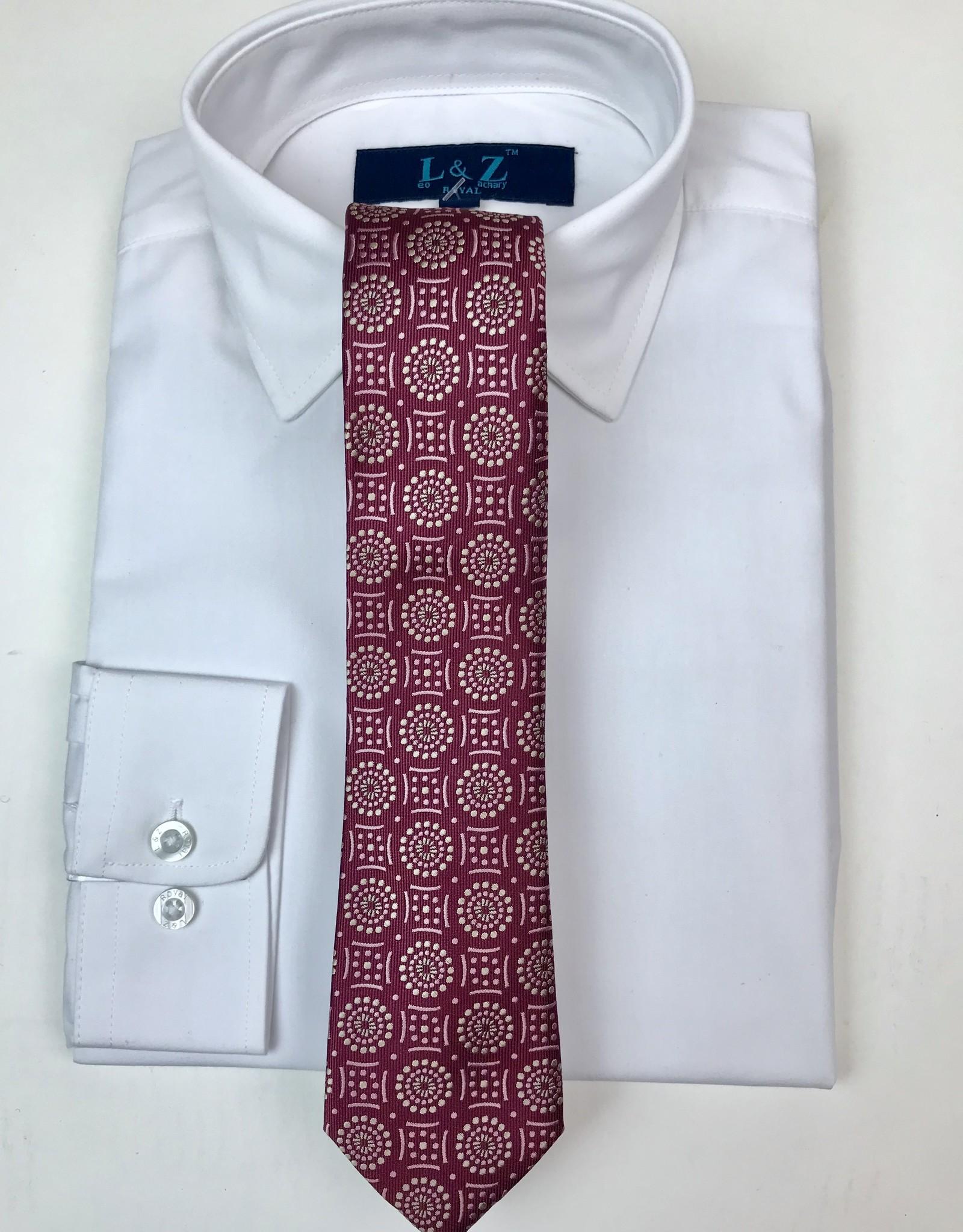 Boys Red Ties