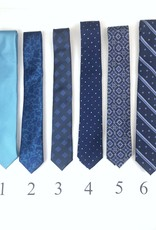 Boys Blue Ties