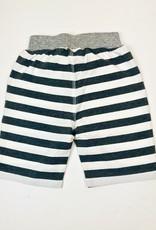 Grey Stripe knit Short 2-10