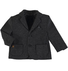 Mayoral Infant Boys Charcoal Tweed Blazer