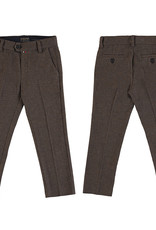 Mayoral Young Boys Brown Tweed Trouser