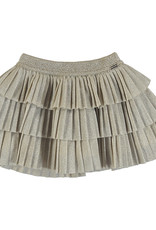 Mayoral Infant Girls Pleated Layered Skirt