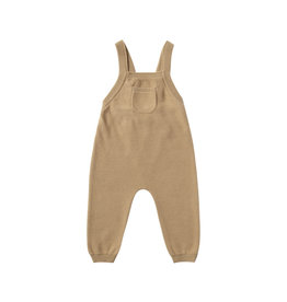 Quincy Mae Infants Honey  Knit Overall
