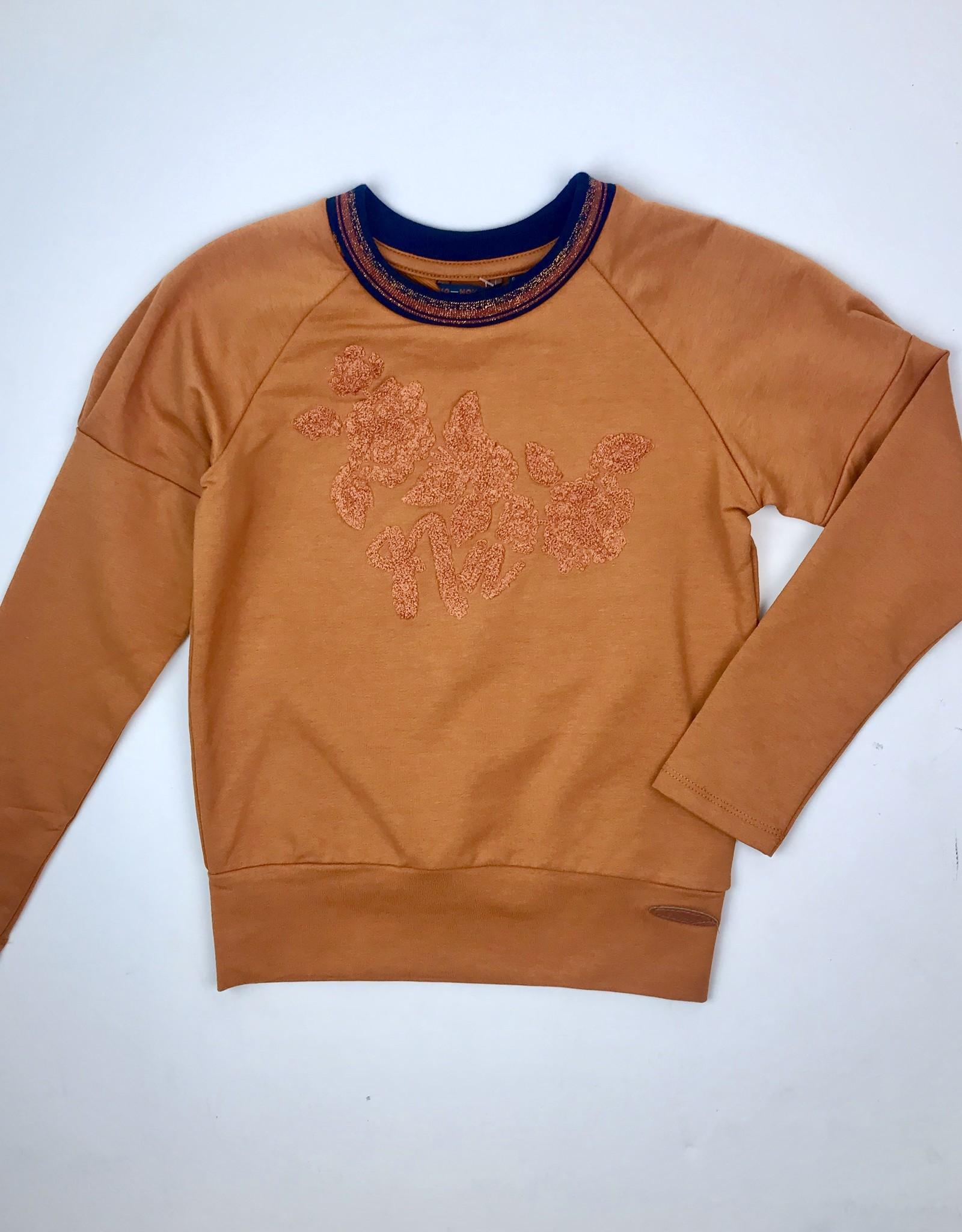 NONO Copper Embroidered Sweatshirt