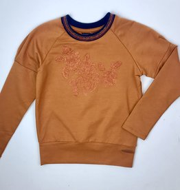 NONO Copper Embroidered Sweatshirt