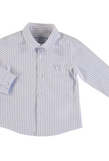 Mayoral Infant Bosy Pinstripe Shirt