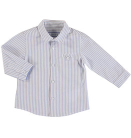 Mayoral Infant Boys Pinstripe Shirt