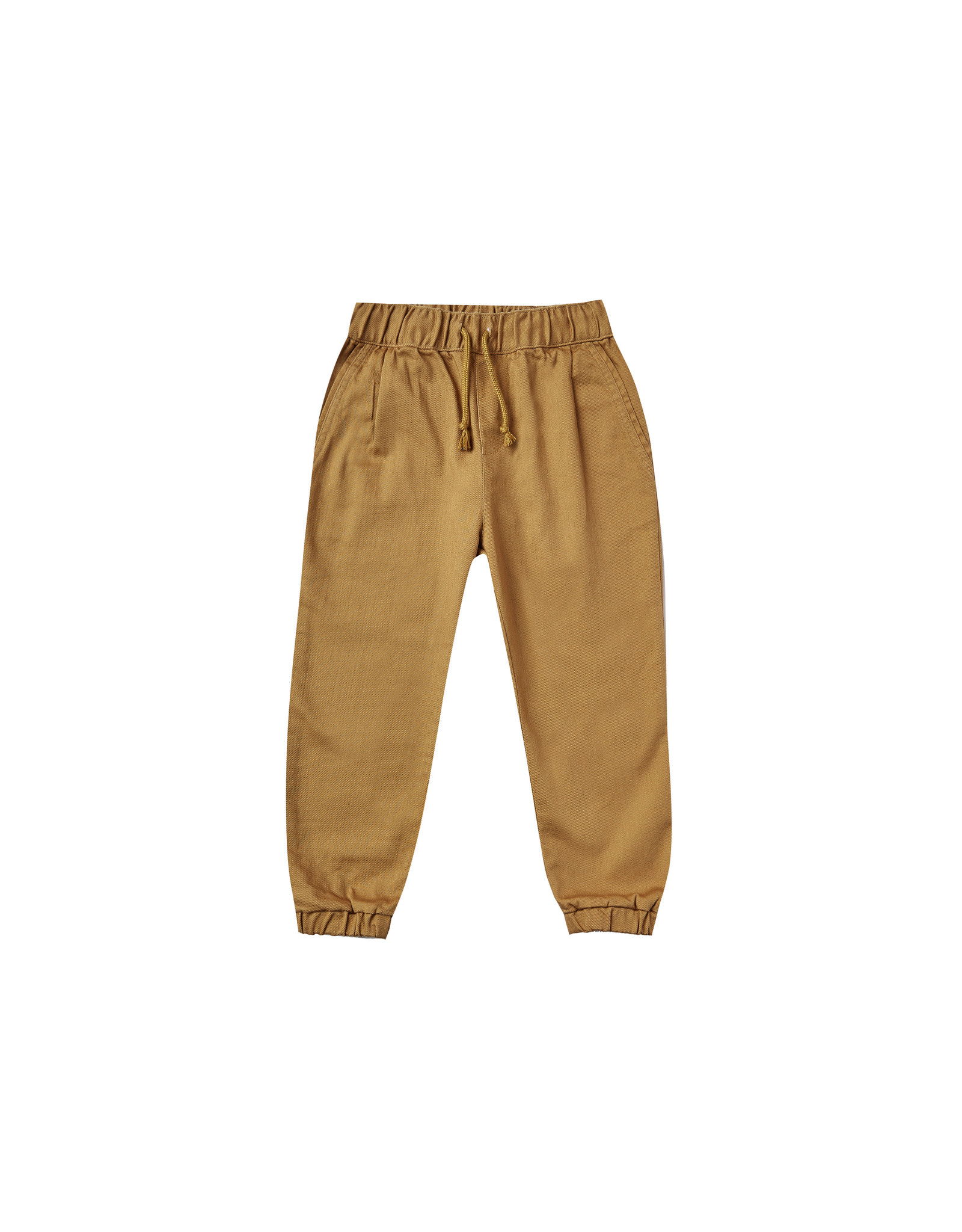 Rylee + Cru Goldenrod  Twill  Ankle  Pant 068R