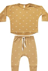 Quincy Mae Infant 2pc Honey Sunrise Print Set