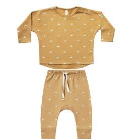 Quincy Mae Infant 2pc Honey Sunrise Set