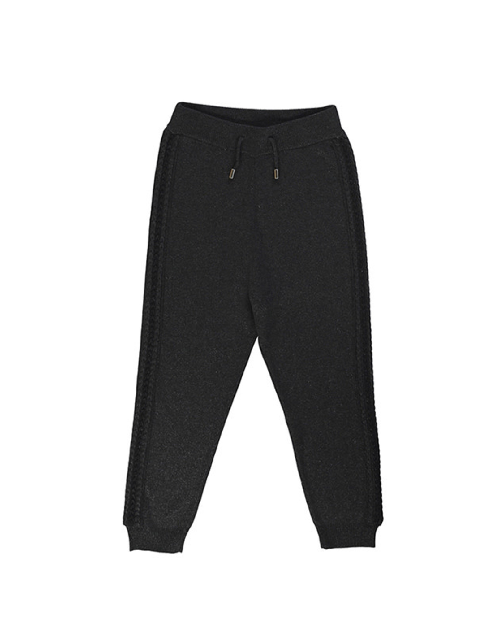 Mayoral Big Girls Charcoal Joggers