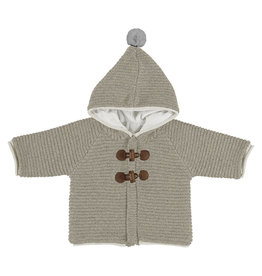 Mayoral Infant Knit Sherpa Lined Jacket