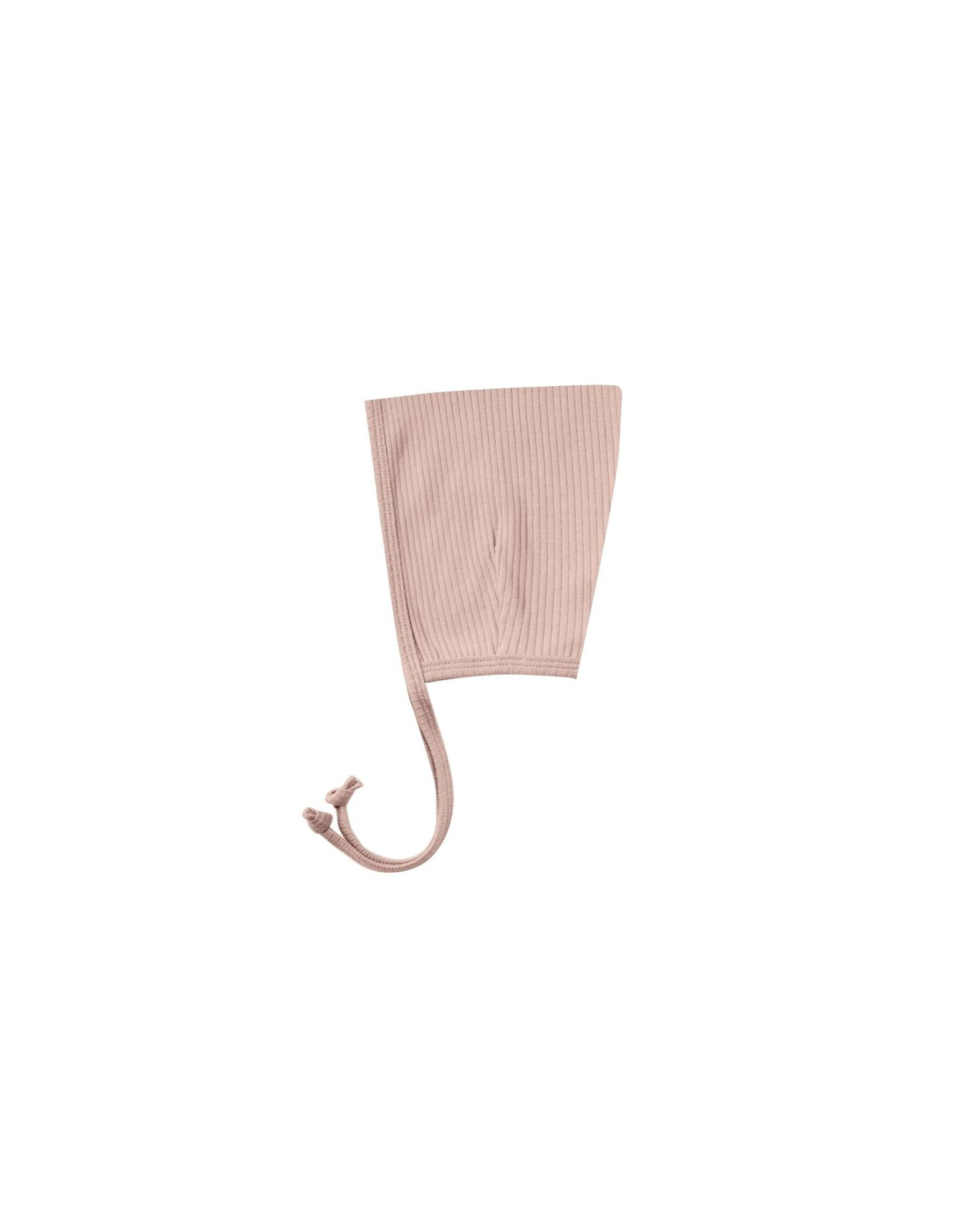 Quincy Mae Petal Ribbed Bonnet