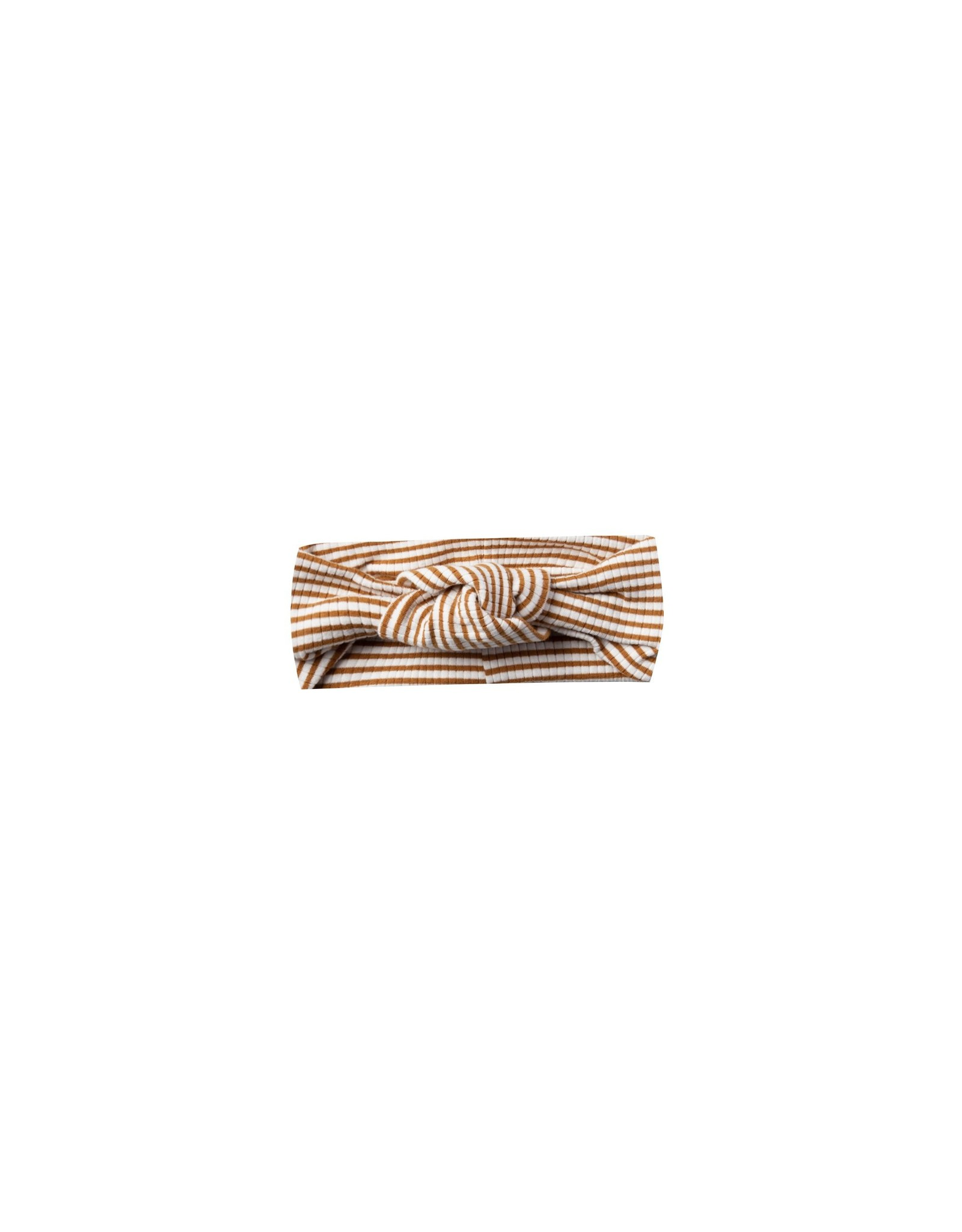 Quincy Mae Ribbed Turban Headband-Walnut, Grey, or Petal