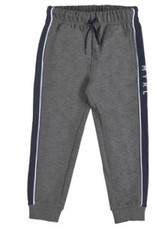 Mayoral Grey Jogger with Navy Side Stripe