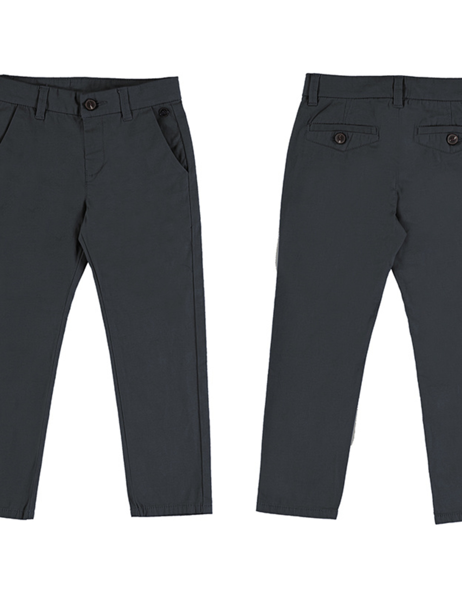 Mayoral Basic Twill Trouser in Mocha or Mineral