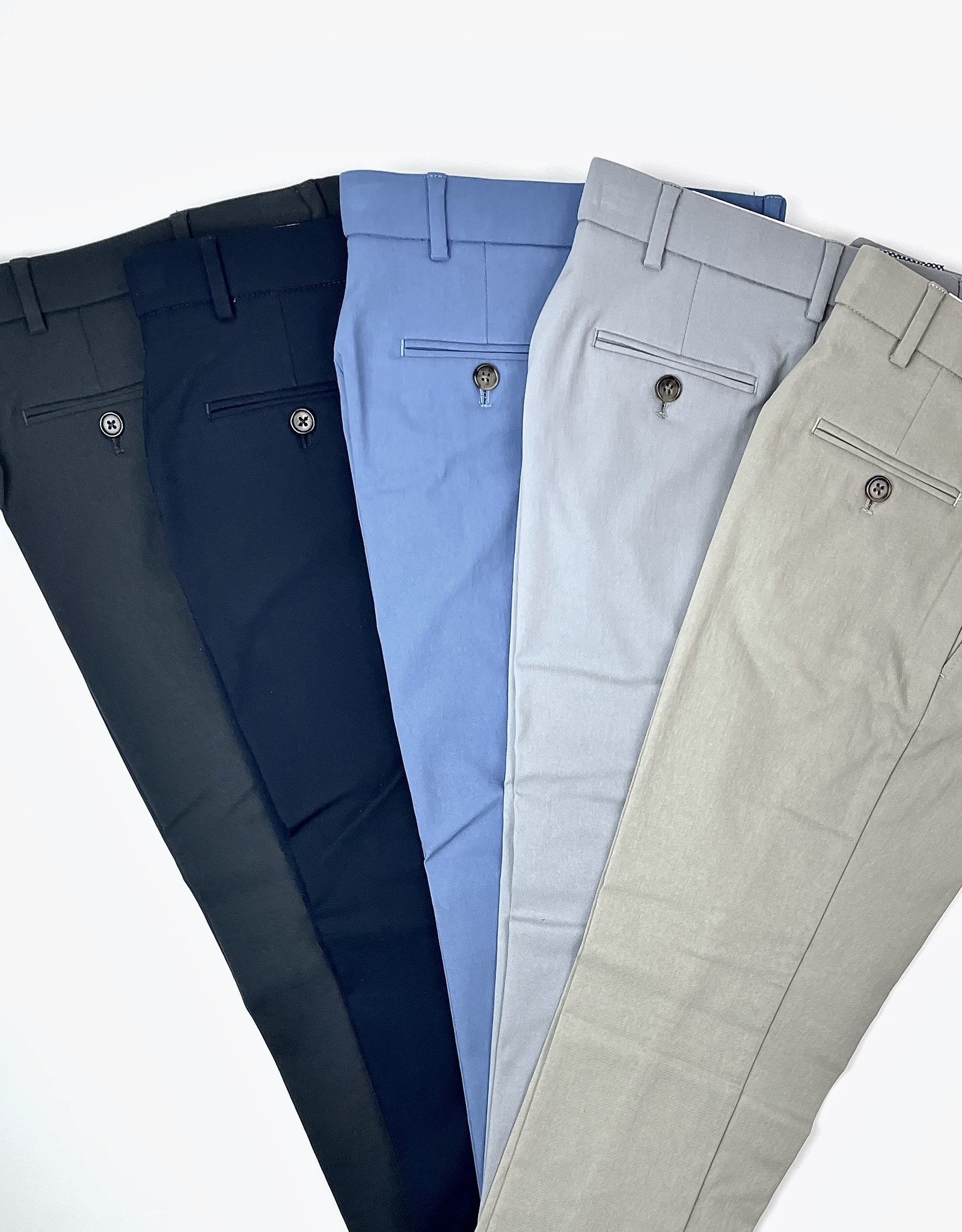 Lauren Ralph  Lauren Lauren 4-Way Stretch Trouser - 5 color options