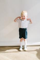 Feltman Shortset Wht D/B shirt Navy Short Feltman  97424
