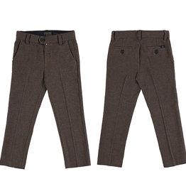 Mayoral Brown Tweed Trouser