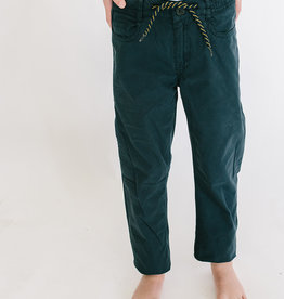 Mayoral Navy Drawstring Pant
