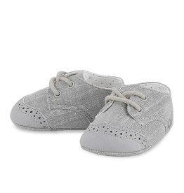 Mayoral Baby Shoe Ltgrey Oxford