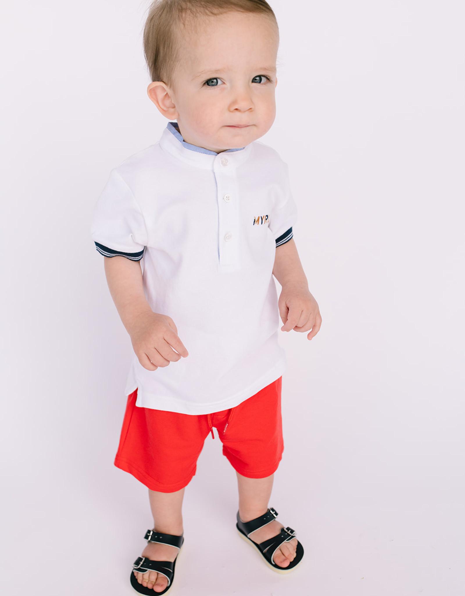 Mayoral Infant Fleece Short - 2 colors