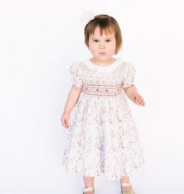 Luli Plumetti  Smocked Dress