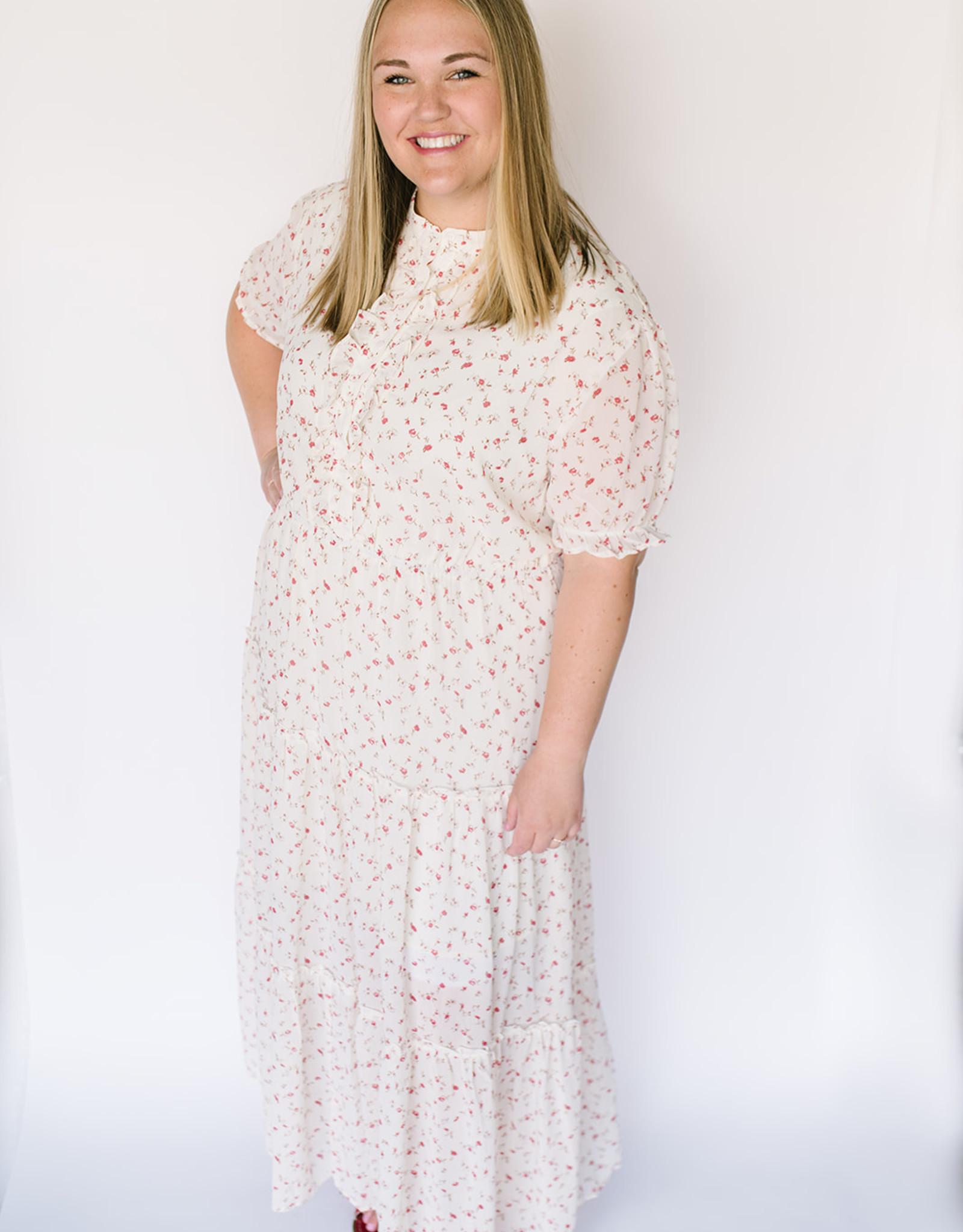 Brighton Rosebud Dress