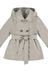Mayoral Girls Tan Trench Coat