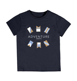 Mayoral Navy Flag Adventure Tee
