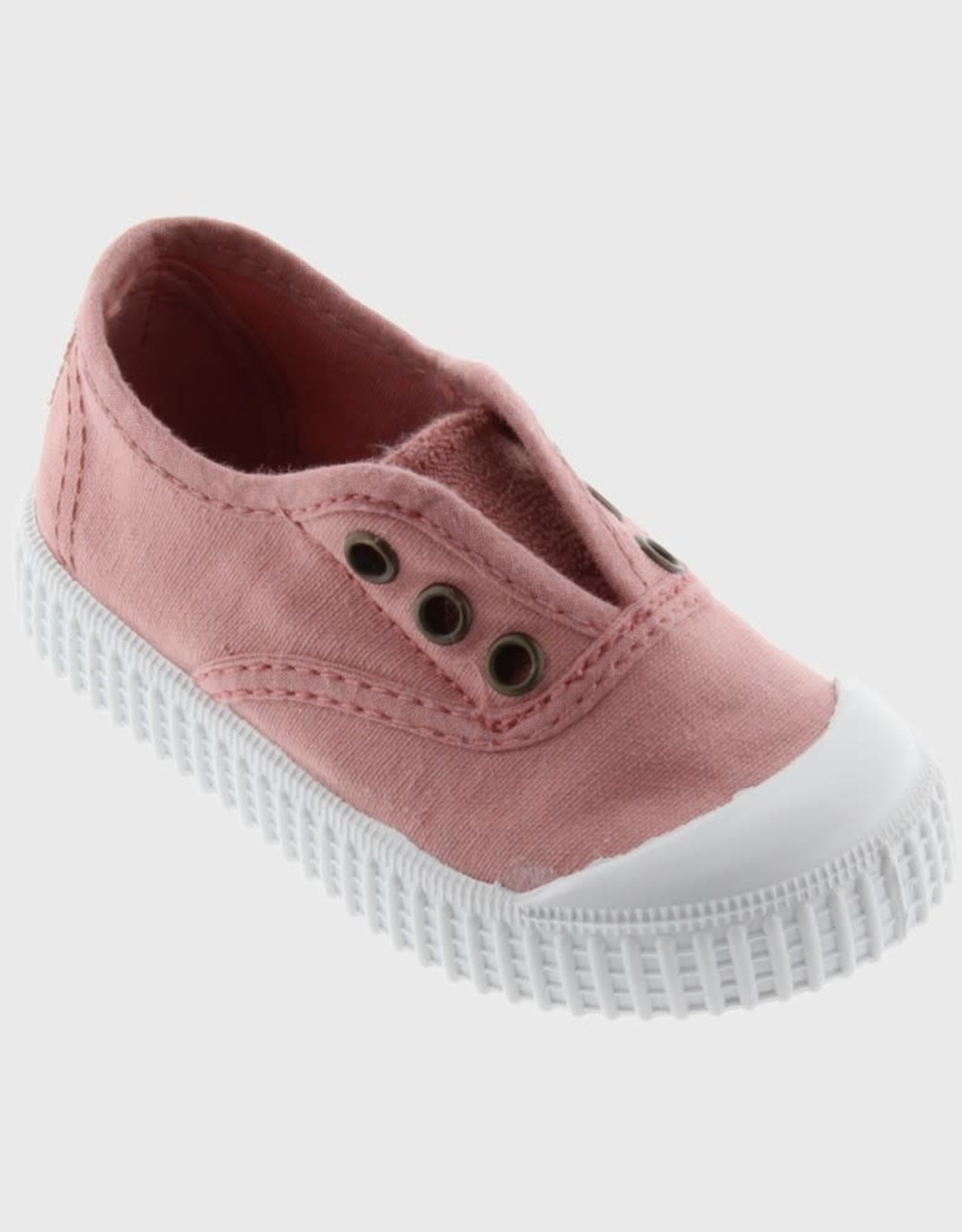 Victoria Canvas Slip-on shoe