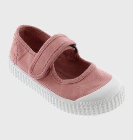 Victoria Canvas Maryjane Shoe