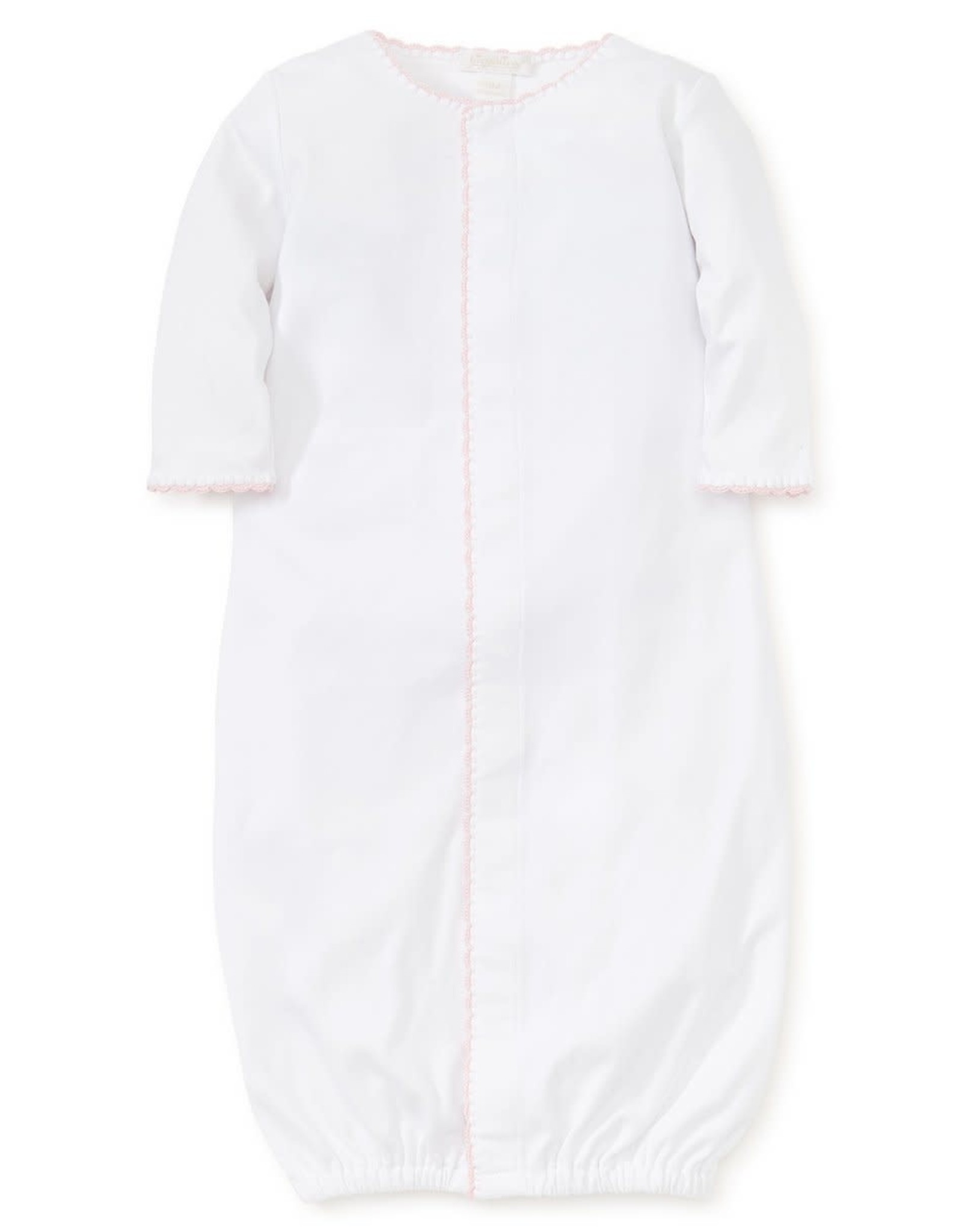 KissyKissy Gown White Premier Embroidered Edge