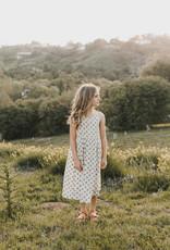 Rylee + Cru Buds Zoe Linen Maxi Tank Dress